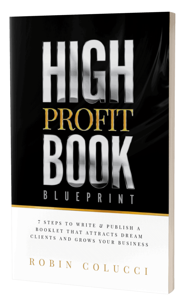 High Profit Book Cover