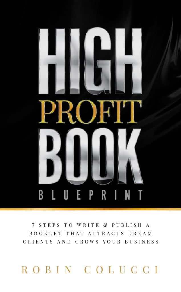 High Profit Book Blueprint Book Cover