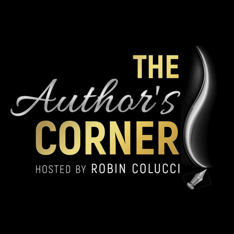 the author's corner robin colucci